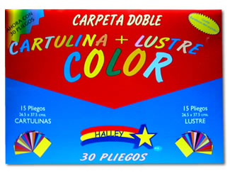 Carpeta Doble